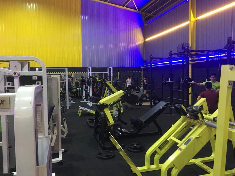 Pay Per Entry Gym KL Klang Valley