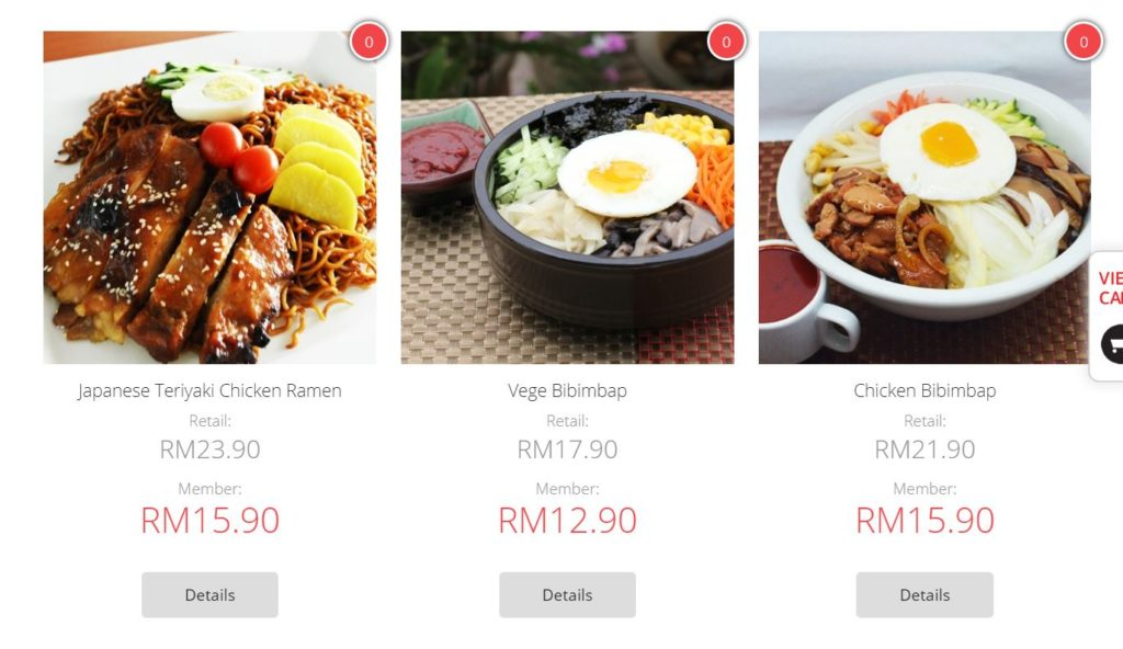 Food Delivery Service Malaysia