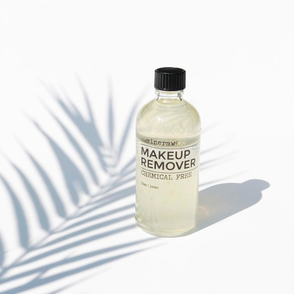 Makeup remover Mineraw