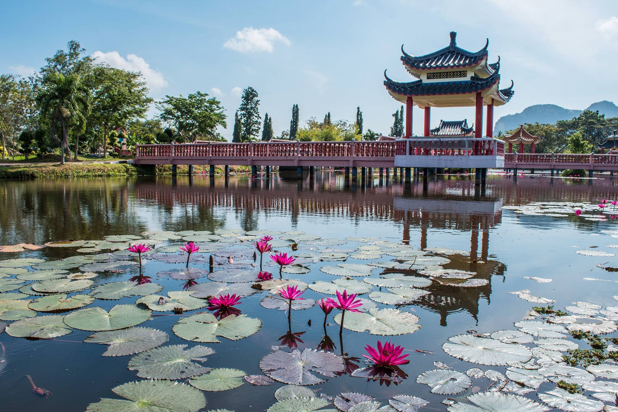 Recreational Park as one of the places to visit in Perlis