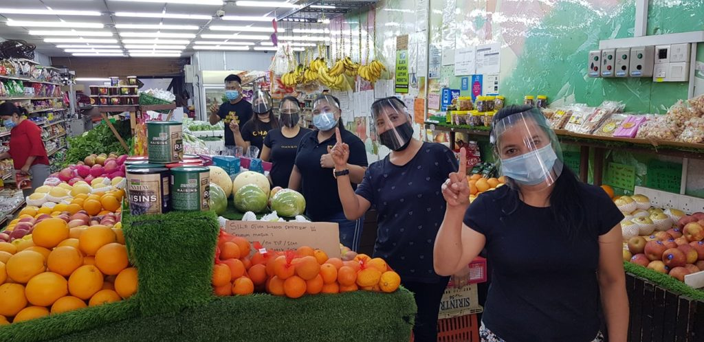 fruit company in Malaysia and fruit shop in kl and selangor