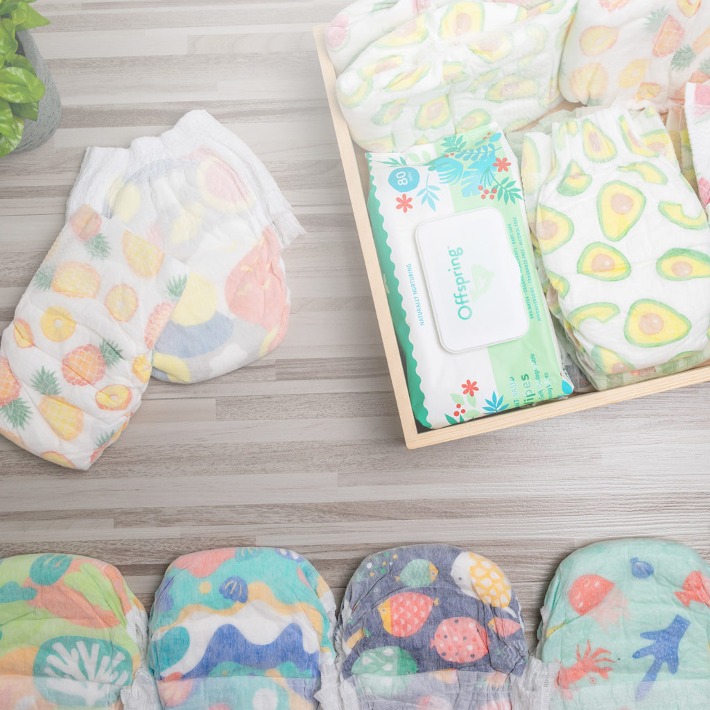 baby fashion diapers from online baby shop