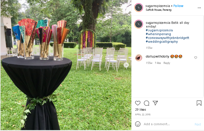 event company in Penang