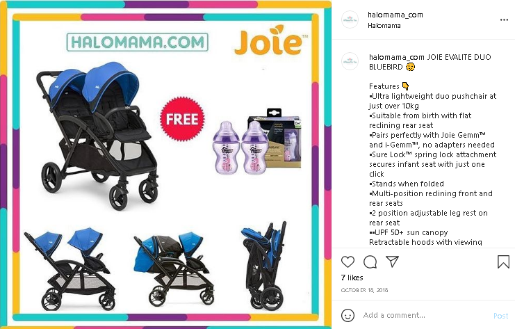 strollers by Joie